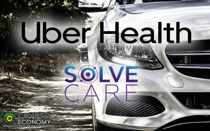 Uber Health Partners with Ethereum Based Startup Solve.Care to Transport Patients to Hospitals