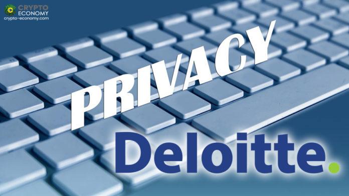International Service Firm Deloitte Integrates QEDIT's Zero-Knowledge Proof Privacy Algorithm in its Platform