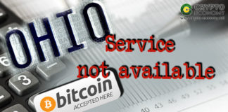 Bitcoin [BTC] State of Ohio No Longer Accepts Tax Payments in Crypto