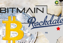 Bitcoin [BTC] – Bitmain Launches Rockdale County Texas Cryptocurrency Mining Facility with a Capacity of 50MW
