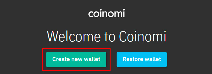 create-new-wallet
