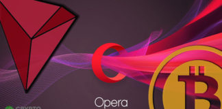 Opera for Android Browser now Supports both Bitcoin and Tron Blockchains