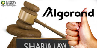 Algorand Blockchain Platform is now a Fully Certified Sharia compliant Platform