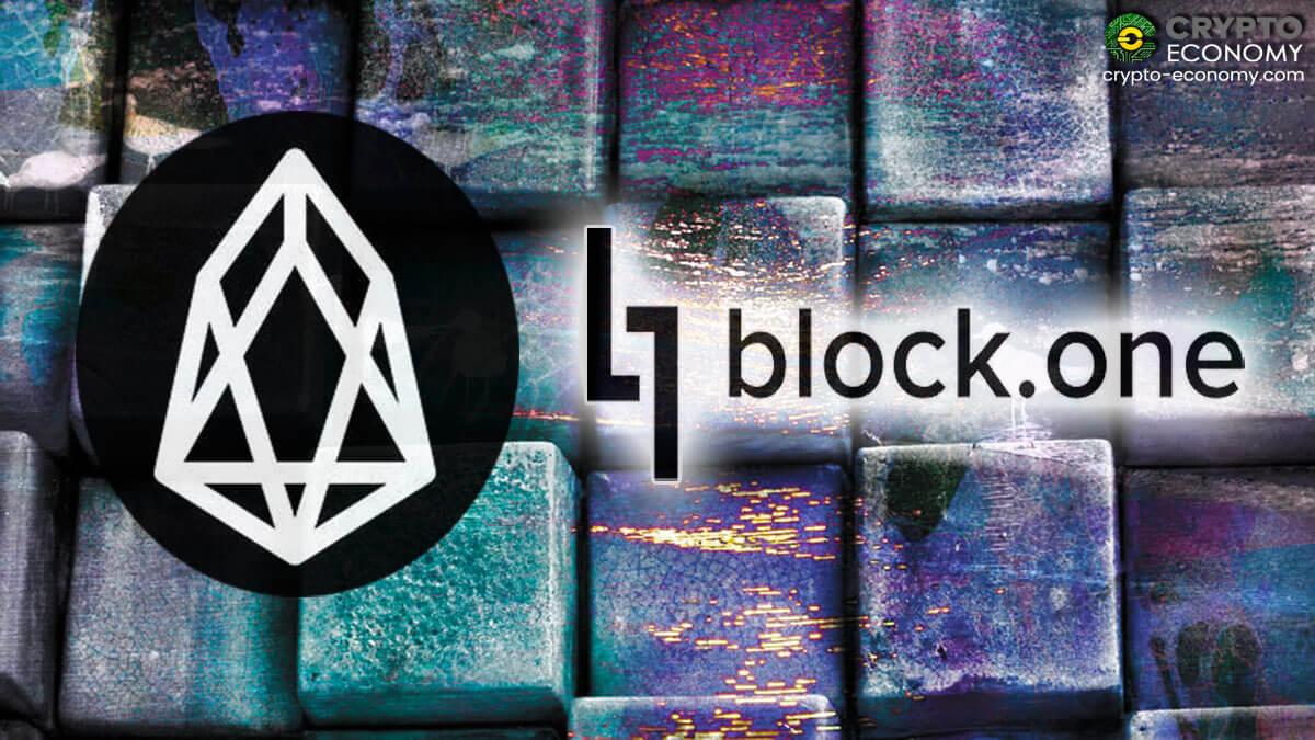 [EOS] BLOCK ONE BLOCKCHAIN