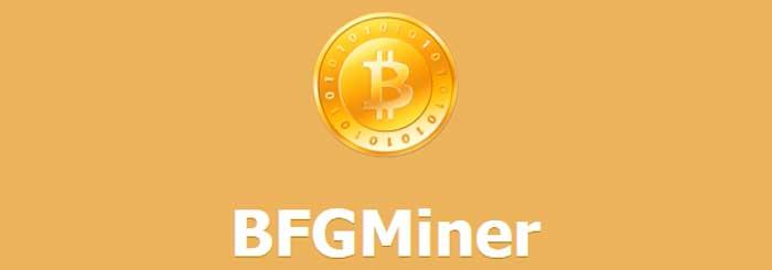 btc mining software bfgminer