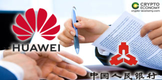 Huawei Signs a Memorandum of Understanding with the People's Bank of China (PBoC)