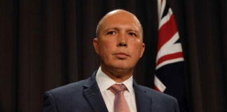 The Australian Minister of Home Affairs Peter Dutton Says Terrorist Use Cryptocurrencies to Fund Their Crimes