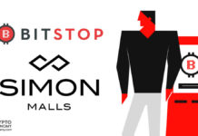 Bitcoin ATM Company Bitstop Partners with Shopping Malls Operator Simon Malls to Install Bitcoin ATMs