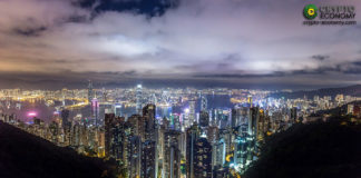 China Develops a Blockchain-Based Identification System for Its Smart Cities