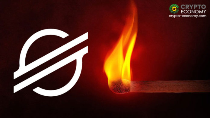 Stellar [XLM] – Stellar Development Foundation Burns 50% of Stellar Lumens Supply Saying it Doesn't Need it