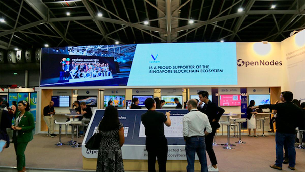 Vechain-Singapur