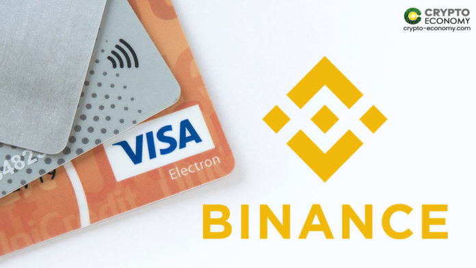 Binance Introduces Direct Crypto Purchases Using Visa Debit and Credit Cards