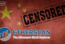 Ethereum [ETH] – Popular Ethereum Block Explorer Etherscan.io Blocked in China