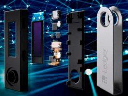 ledger-nano-s crypto wallet