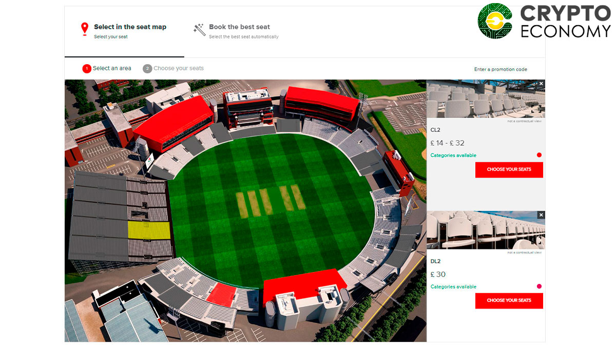 Lancashire Cricket ticket sell