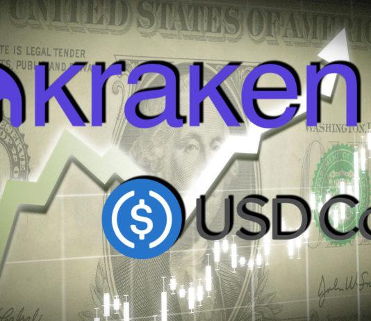 Kraken cryptocurrency exchange includes USD Coin (USDC) on its platform