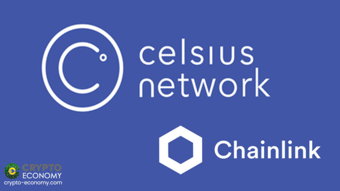 Celsius Network Partners with Chainlink in Developing Decentralized Financial Platform