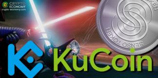 KuCoin Adds Sensorium [SENSO] to the Trading Platform