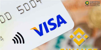Binance Users can Now Buy Cryptocurrency with Visa Card Around the Globe