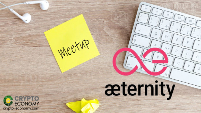 Aeternity Blockchain Bogotá Meetup Goes Virtual Due to Coronavirus