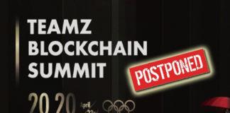 TEAMZ Blockchain Summit postponed due to Coronavirus