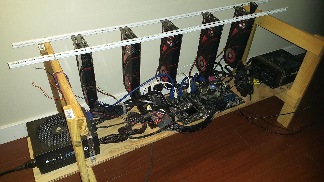 ethereum rig hardware