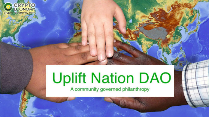 EOS-Based Charity UpLiftNation Published EOS Starter Guide and Other Tutorials on UpLiftDAO