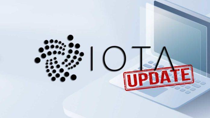 IOTA Published January Standardization Update