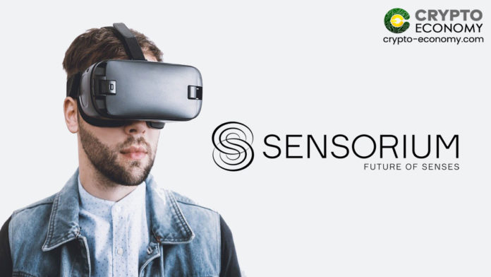 Virtual Reality Platform Sensorium Corporation Joins Global Blockchain Business Council