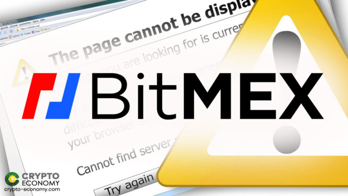 BitMEX Suffers Temporary Trading Engine Outage amidst a Court Case over Illegal Operations