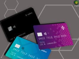 Eidoo Launches Visa Debit Card in Partnership with Contis