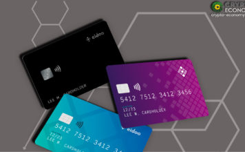 Eidoo Launches Visa Debit Card in Partnership with Contis