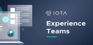 IOTA Announced Experience Teams; Group of Community Members Working With IOTA Foundation Throughout Development
