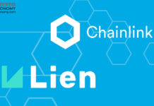 Lien Integrates Chainlink's Oracle and Starts Using Its ETH/USD Price Feed