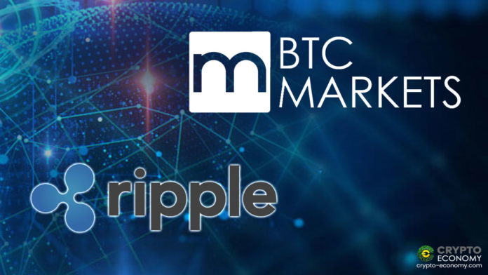 Australian Largest Crypto Exchange BTC Markets Uses Ripple [XRP] as a Source of Liquidity for Cross-Border Payments
