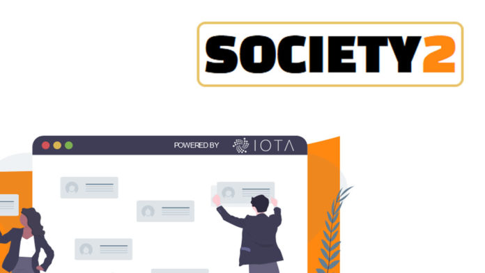 IOTA Launches The Website of Its Decentralized Social Media Platform SOCIETY2