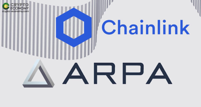 ARPA Integrates Chainlink's Oracle in its MPC Network