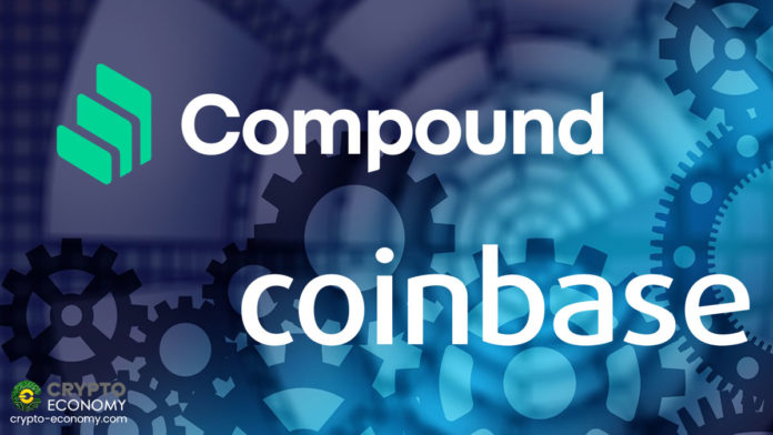 Leading Crypto Exchange Coinbase Launches Support For Compound [COMP]