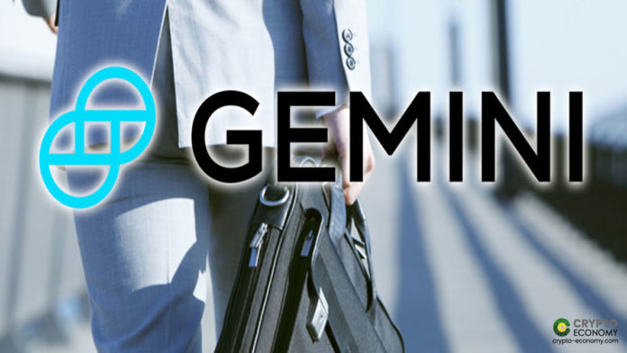 Crypto Custodian Gemini Trust Appoints Leonteq CEO Jeremy Ng As Head of Asia Pacific Region