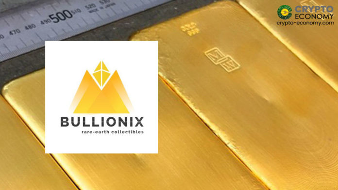 Bullionix Integrates Chainlink's Price Reference Data to Launch GoldLink