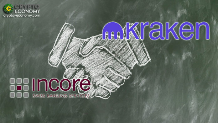 Swiss InCore Bank Partners With Kraken Exchange to Provide Banking Services to The Clients
