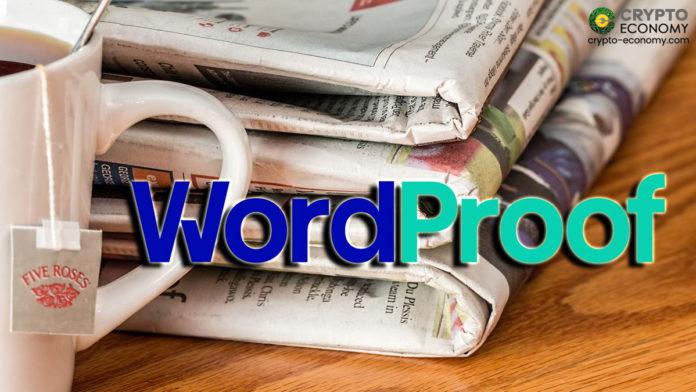 Europen Commission Awarded 1 Million Euro to Wordproof Blockchain Startup