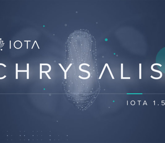 IOTA Foundation released Chrysalis - The First Phase Of IOTA 1.5 Upgrade