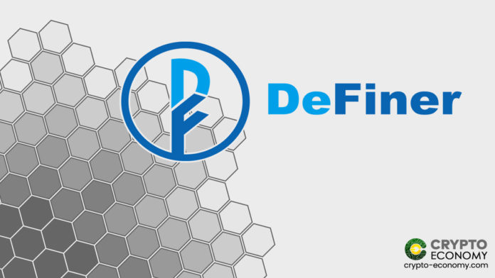 DeFiner Chose Chainlink as The Oracle Provide for DeFi Savings Account