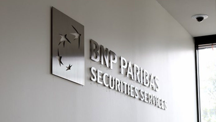 BNP Paribas Securities Services Announced a Partnership With Digital Asset Focused On dApps