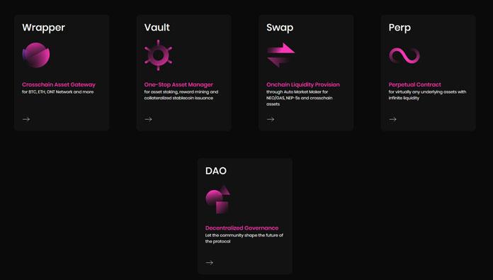 Flamingo components