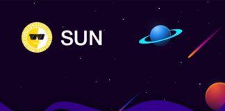 sun staking trx guide