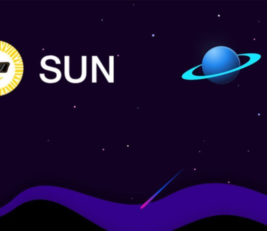 sun staking trx guide