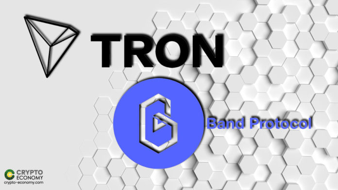 Tron Integrates Band Protocol to Bring Oracle Services to Its Platform