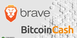 Brave Users Can Now Buy Bitcoin Cash Through Bitcoin.com